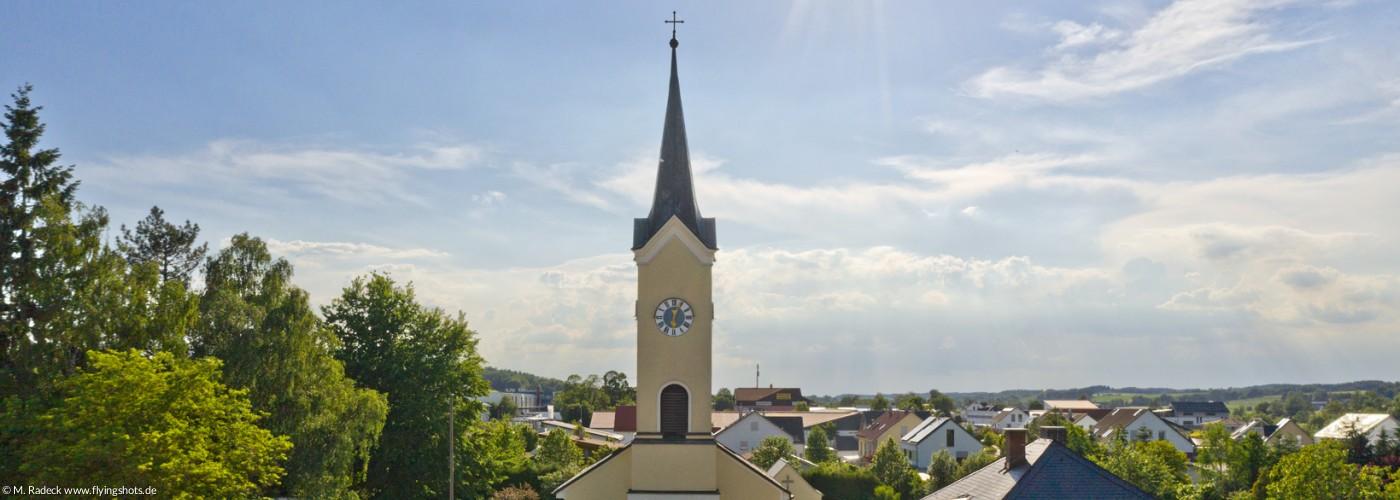 Kirche Oberallershausen